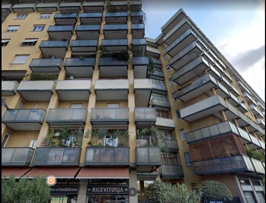 Ampio appartamento piano alto MM Gorla