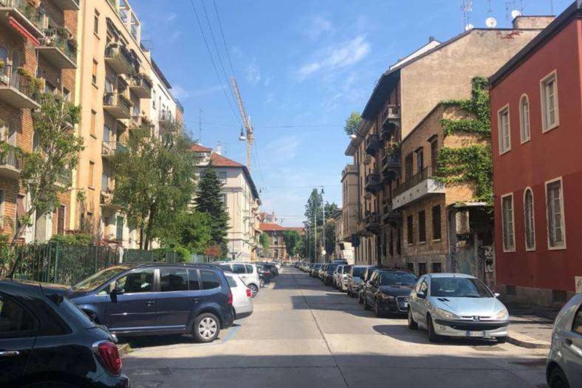 Quadrilocale adiacente parco marinai d'italia in Vendita a Milano