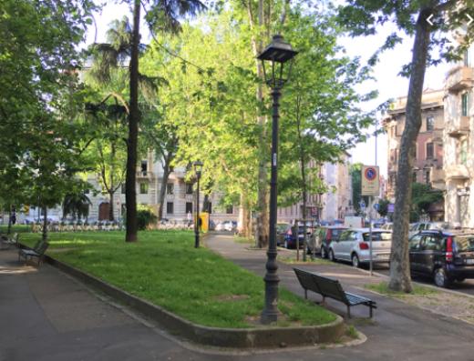 Trilocale piazzale Aquileia