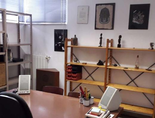 Laboratorio / ufficio ristrutturato seminterrato