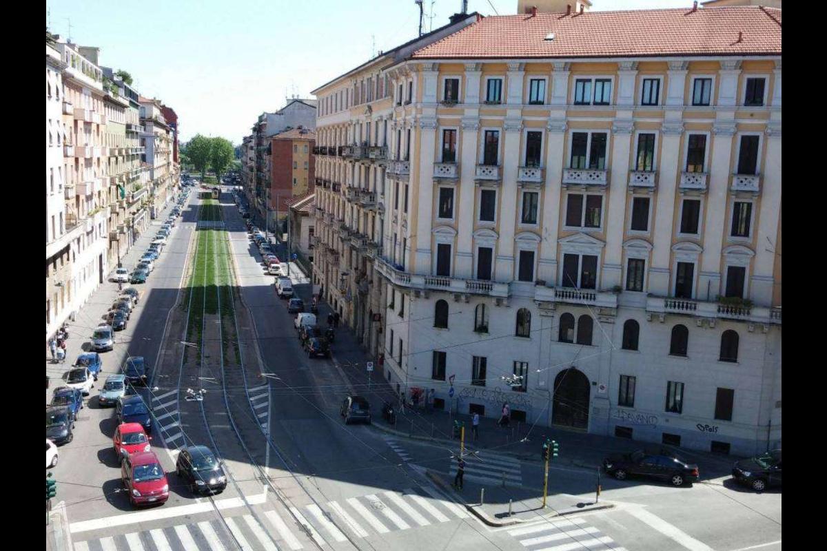 Bilocale zona bovisa in Affitto a Milano
