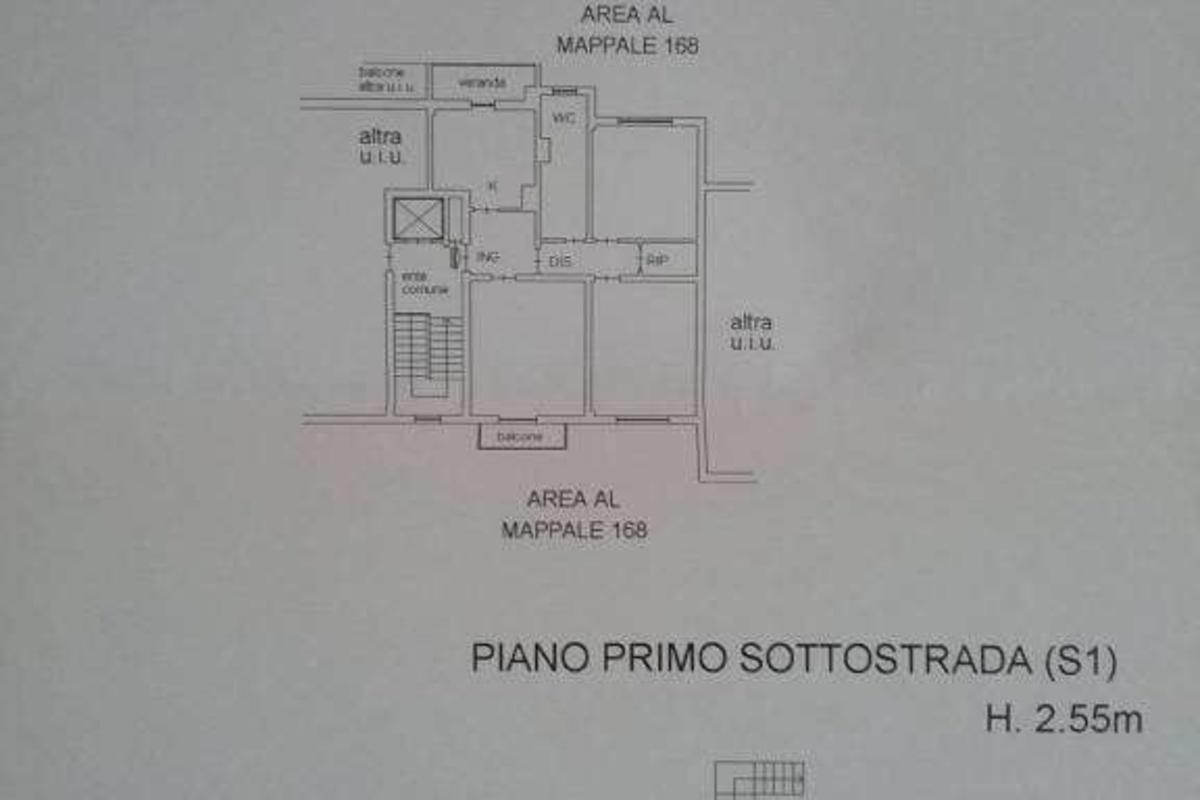 Trilocale in via Appennini in Vendita a Milano